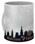 New York Mets Skyline Coffee Mug