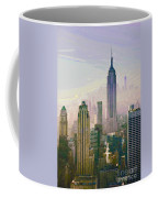 New York Misty Morning Coffee Mug