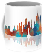 New York New York Skyline  Coffee Mug