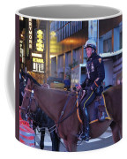 New York Police Department Coffee Mug