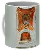New York Public Library Ornate Ceiling Coffee Mug