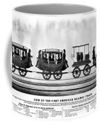 New York Railroad, 1832 Coffee Mug