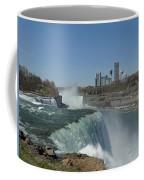 New York Side Of Niagara Falls Coffee Mug
