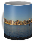 New York - Skyline Of New York Coffee Mug