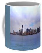 New York - Standing Tall Coffee Mug by Bill Cannon