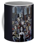 New York State Of Mind Coffee Mug