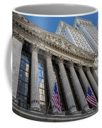 New York Stock Exchange Wall Street Nyse  Coffee Mug