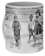 New York Street Kids - 1909 Coffee Mug