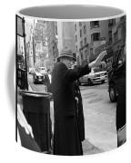 New York Street Photography 27 Coffee Mug