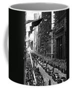New York Ticker Tape Parade Coffee Mug