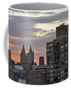 New York Twin Peaks West Side Coffee Mug