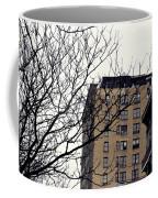 New York Winter Day Coffee Mug