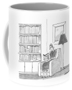 New Yorker April 11th, 1988 Coffee Mug