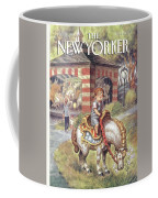 New Yorker April 11th, 1994 Coffee Mug