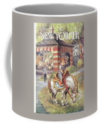 New Yorker April 11th, 1994 Coffee Mug