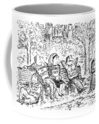 New Yorker April 13th, 1992 Coffee Mug