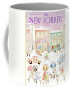 New Yorker April 16th, 1984 Coffee Mug