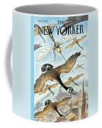 New Yorker April 17th, 2000 Coffee Mug