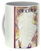 New Yorker April 18 1936 Coffee Mug