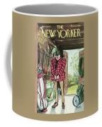 New Yorker April 18th, 1970 Coffee Mug