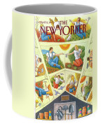 New Yorker April 22nd, 1991 Coffee Mug