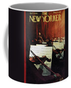 New Yorker April 28th, 1962 Coffee Mug