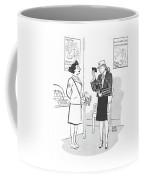 New Yorker April 29th, 1944 Coffee Mug