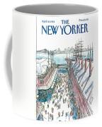 New Yorker April 30th, 1984 Coffee Mug