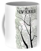 New Yorker April 3rd, 1971 Coffee Mug