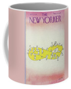 New Yorker April 5th, 1976 Coffee Mug