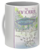 New Yorker April 6th, 1987 Coffee Mug