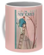 New Yorker April 9th, 1927 Coffee Mug