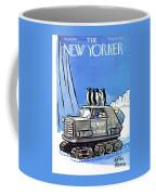 New Yorker August 10th, 1957 Coffee Mug