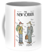 New Yorker August 10th, 1992 Coffee Mug