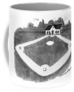 New Yorker August 12th, 1991 Coffee Mug