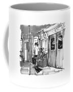 New Yorker August 14th, 1995 Coffee Mug