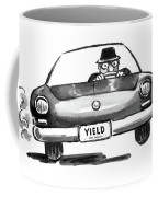 New Yorker August 15th, 1988 Coffee Mug