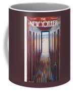 New Yorker August 16th, 1958 Coffee Mug
