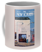 New Yorker August 16th, 1969 Coffee Mug