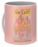New Yorker August 18th, 1975 Coffee Mug