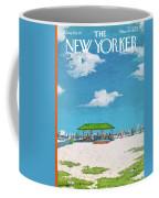 New Yorker August 20th, 1973 Coffee Mug