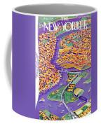 New Yorker August 22nd, 1936 Coffee Mug