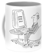 New Yorker August 23rd, 1993 Coffee Mug