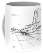New Yorker August 23rd, 1999 Coffee Mug