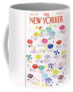 New Yorker August 24th, 1987 Coffee Mug