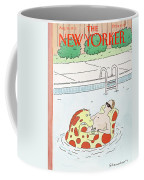 New Yorker August 24th, 1992 Coffee Mug