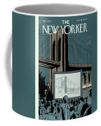 New Yorker August 24th, 2009 Coffee Mug
