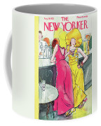 New Yorker August 26th, 1933 Coffee Mug