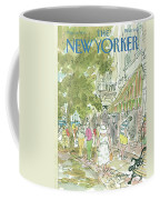 New Yorker August 26th, 1985 Coffee Mug