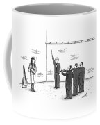 New Yorker August 26th, 1996 Coffee Mug